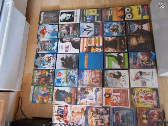 Peli+dvd