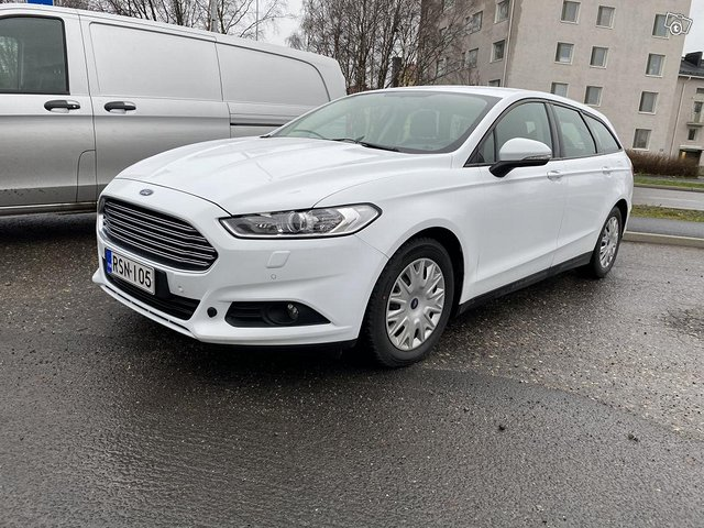 Ford Mondeo EcoBoost 125 Hv Trend Wagon