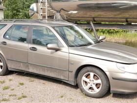 Saab 9-5 linear -03 varaosiksi, Autot, Mäntsälä, Tori.fi