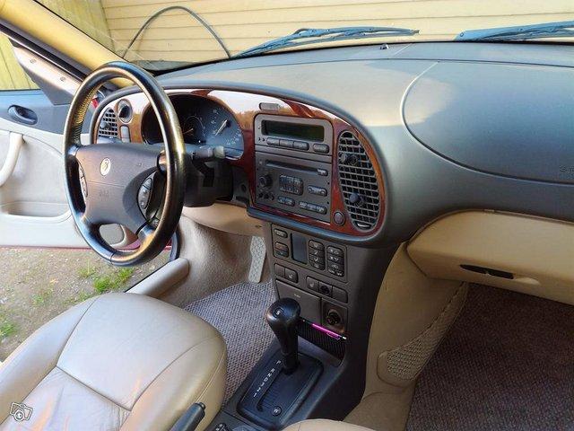 Saab 9-3 2,0t aut avoauto 12