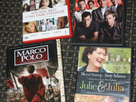DVD-elokuvat, Elokuvat, Orivesi, Tori.fi