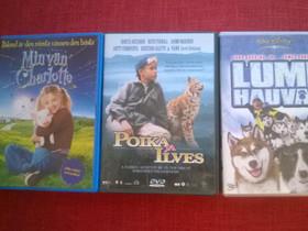Lasten ja nuorten DVD elokuvia, Elokuvat, Porvoo, Tori.fi