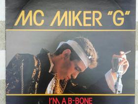 """Mc Miker """"G"""" - Im A B-Bone, Musiikki CD, DVD ja äänitteet, Musiikki ja soittimet, Loppi, Tori.fi"""