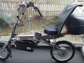 Sähkönojapyörä CLWB BikeE + Crystalyte 400 W, Sähköpyörät, Polkupyörät ja pyöräily, Vantaa, Tori.fi