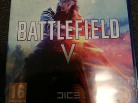 PS4 Battlefield V, Pelikonsolit ja pelaaminen, Viihde-elektroniikka, Kontiolahti, Tori.fi