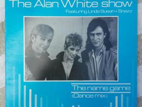 The Alan White show - The name game, Musiikki CD, DVD ja äänitteet, Musiikki ja soittimet, Loppi, Tori.fi