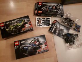 3 kpl Lego Technic, Pelit ja muut harrastukset, Vantaa, Tori.fi