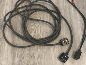 EIAJ 8- pinn Videokaapelit, Muu viihde-elektroniikka, Viihde-elektroniikka, Espoo, Tori.fi
