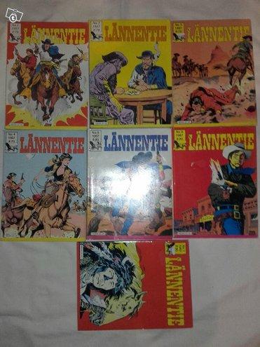 Lännentie Nro. 1-7 v.1987