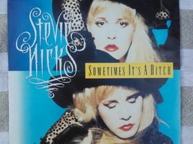 Sometimes it's a bitch - Steve Nicks, Musiikki CD, DVD ja äänitteet, Musiikki ja soittimet, Loppi, Tori.fi