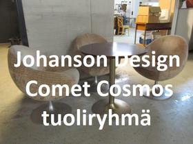 Comet Cosmos tuolit 3 kpl, Pöydät ja tuolit, Sisustus ja huonekalut, Lohja, Tori.fi