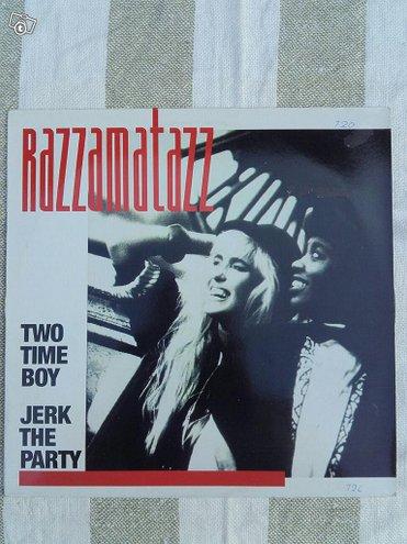 Razzmatazz - Two Time Boy Jerk The Party