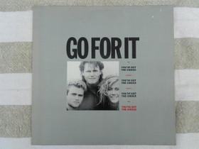 Go for it, Musiikki CD, DVD ja äänitteet, Musiikki ja soittimet, Loppi, Tori.fi