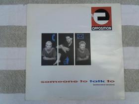 Opposition - Someone to talk to, Musiikki CD, DVD ja äänitteet, Musiikki ja soittimet, Loppi, Tori.fi