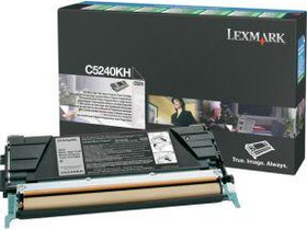 LEXMARK C5240KH Värikasetti musta 8.000 sivua, Muu tietotekniikka, Tietokoneet ja lisälaitteet, Harjavalta, Tori.fi
