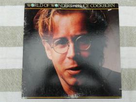 World of wonders Bruce Cockburn, Musiikki CD, DVD ja äänitteet, Musiikki ja soittimet, Loppi, Tori.fi
