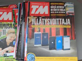 Tekniikanmaailma lehdet vuosikerta 2016, Lehdet, Kirjat ja lehdet, Tampere, Tori.fi