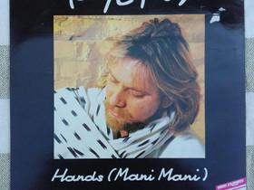 Tony Esposito - Hands (Mani Mani), Musiikki CD, DVD ja äänitteet, Musiikki ja soittimet, Loppi, Tori.fi