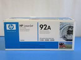 HP 92A, alkuperäinen musta LaserJet-värikasetti, Muu tietotekniikka, Tietokoneet ja lisälaitteet, Harjavalta, Tori.fi