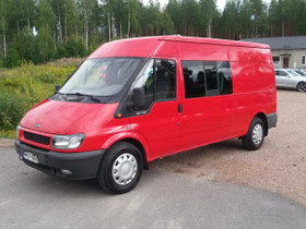 Ford transit Tdi 125hv. 350l k-a, käsiraha 690, w, Autot, Kouvola, Tori.fi