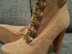 Kauniit uudet kengät koko 38, Vaatteet ja kengät, Kitee, Tori.fi