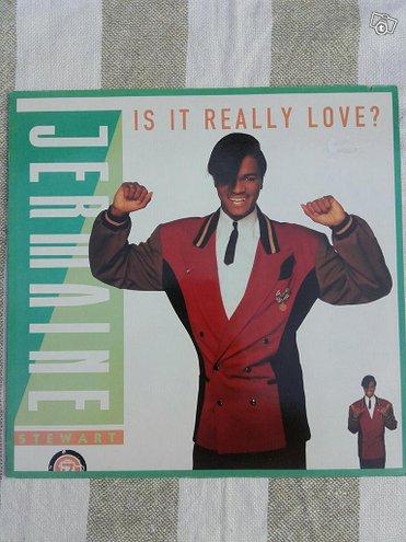 Jermaine Stewart - Is it really love?