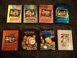 The Simpsons DVD kaudet 1-7 + 20 | Hyväkuntoisia, Elokuvat, Seinäjoki, Tori.fi