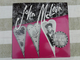 John Mc Lean - If I give my heart to you, Musiikki CD, DVD ja äänitteet, Musiikki ja soittimet, Loppi, Tori.fi