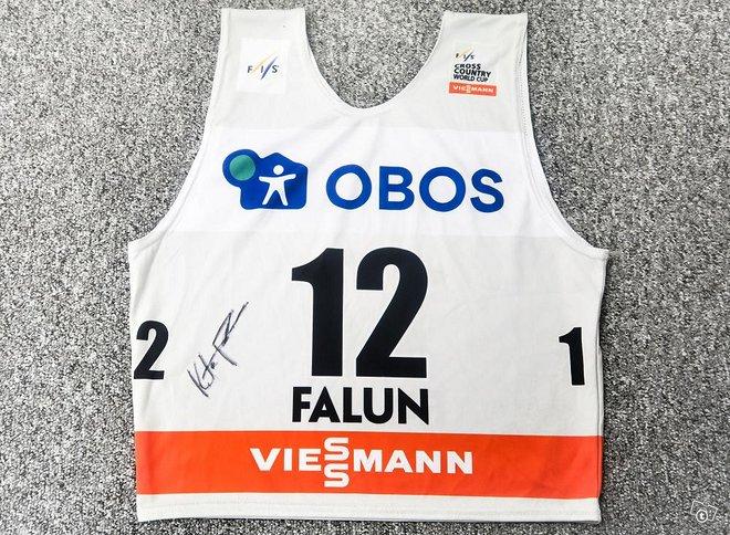 Krista Pärmäkoski: Lappu Falun maailmancup sprint