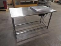 Metos RST pöytä kylmälevy -20 C