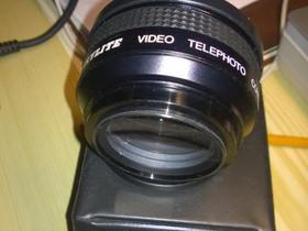 Skylite Video Telephoto Converter, Objektiivit, Kamerat ja valokuvaus, Kangasala, Tori.fi