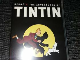 Tintin seikkailut Dvd kokoelma, Elokuvat, Vantaa, Tori.fi