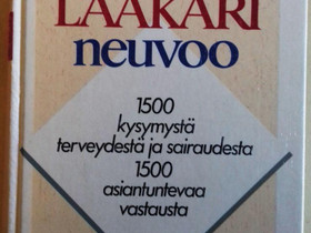 Perhelääkäri neuvoo Lääkärikirja, Muut kirjat ja lehdet, Kirjat ja lehdet, Kangasala, Tori.fi