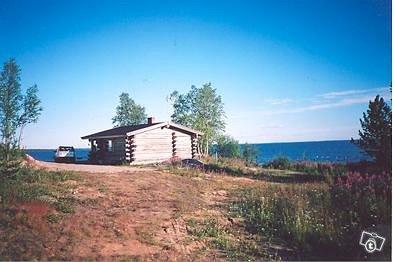 Mökki Inari Inarijärvi alk 450 eur