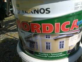 Nordica Eko ulkomaali noin puolet jäljellä 9L sta, Muu rakentaminen ja remontointi, Rakennustarvikkeet ja työkalut, Lahti, Tori.fi