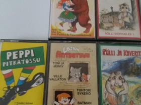 C-kasetit, Musiikki CD, DVD ja äänitteet, Musiikki ja soittimet, Vihti, Tori.fi