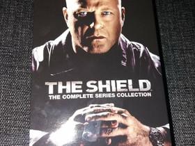The Shield (Lain varjolla) 1-7 kaudet, Elokuvat, Vantaa, Tori.fi
