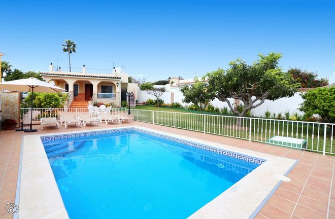 Villa Salares, huvila Costa del Solilla