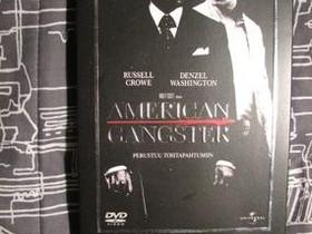 American gangster 2 DVD:tä, Elokuvat, Haapavesi, Tori.fi