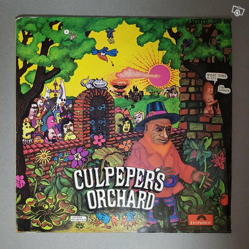 Culpepers Orchard - Culpepers Orchard LP