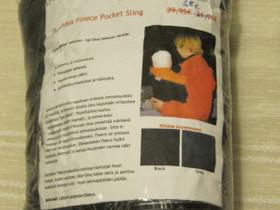 Babyidea Fleece Pocket Sling koko 3, Muut lastentarvikkeet, Lastentarvikkeet ja lelut, Hollola, Tori.fi