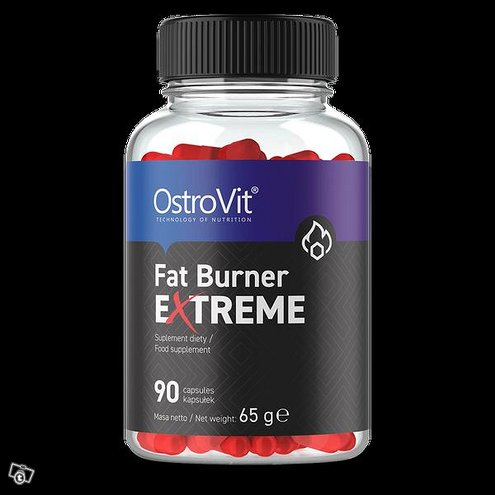Ostrovit FAT BURNER EXTREME 90 kps