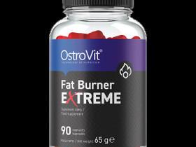 Ostrovit FAT BURNER EXTREME 90 kps, Kuntoilu ja fitness, Urheilu ja ulkoilu, Helsinki, Tori.fi