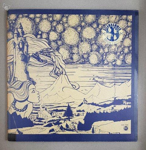 Mountains - Steamhammer (UK 1972)