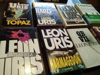 Leon Uris x 12
