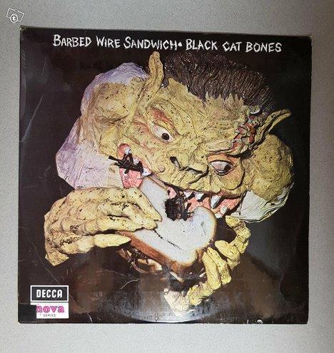 Black Cat Bones LP (UK 1970)
