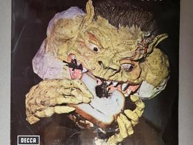 Black Cat Bones LP (UK 1970), Musiikki CD, DVD ja äänitteet, Musiikki ja soittimet, Rovaniemi, Tori.fi