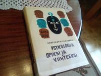 Psykologiaa opiksi ja viihteeksi
