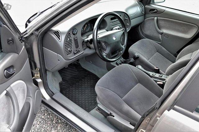 Saab 9-3 2,0t, 110 kw 7