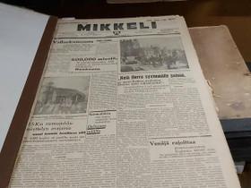 Lehtiä mikkelistä, Lehdet, Kirjat ja lehdet, Mikkeli, Tori.fi